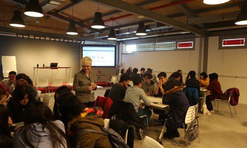 Tasarım Fabrikası Girişimcilik ve Bilişim Eğitimi'ne Ev Sahipliği Yapıyor!