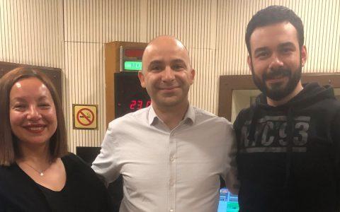 """17.03.2019 TRT Radyo 1 """"Gecenin İçinden"""" – Dr. Öğr. Üyesi Arsev Umur Aydınoğlu"""