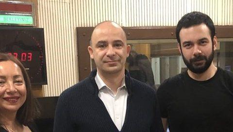 """24.01.2019 TRT Radyo 1 """"Gecenin İçinden"""" – Dr. Öğr. Üyesi Arsev Umur Aydınoğlu"""
