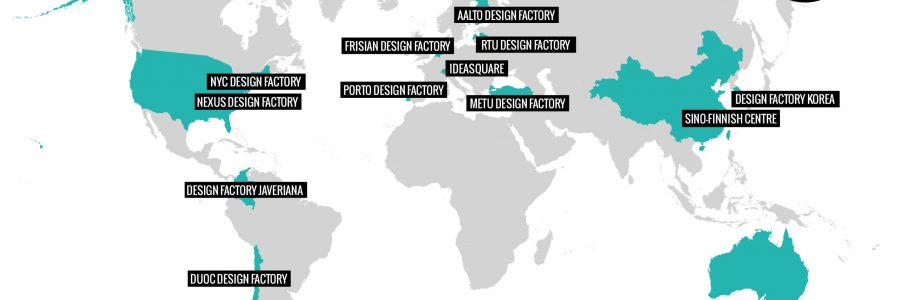 Design Factory Global Network (DFGN) is Growing