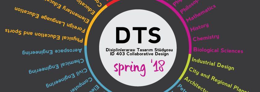 DTS-Spring'18 Başvuruları Başladı