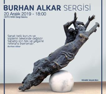 Exhibition of Burhan Alkar